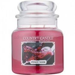 Country Candle Pinot Noir vonná sviečka 453 g