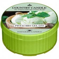 Country Candle Pistachio Gelato čajová sviečka 42 g