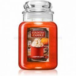 Country Candle Pumpkin Latte vonná sviečka 680 g