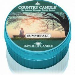 Country Candle Summerset čajová sviečka 42 g
