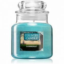 Country Candle Summerset vonná sviečka malá 104 g