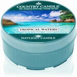 Country Candle Tropical Waters čajová sviečka 42 g