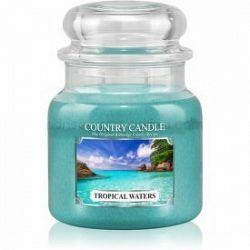 Country Candle Tropical Waters vonná sviečka 453 g
