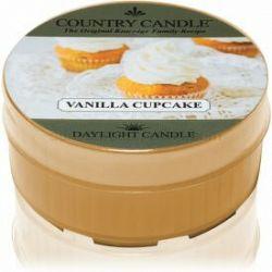 Country Candle Vanilla Cupcake čajová sviečka 42 g