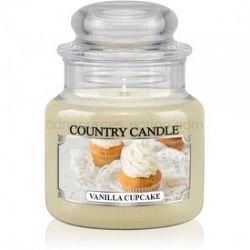 Country Candle Vanilla Cupcake vonná sviečka 104 g
