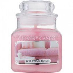 Country Candle Welcome Home vonná sviečka 104 g