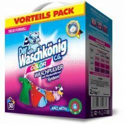 Der Waschkönig Color prací prášok 2400 g