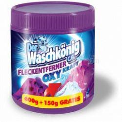 Der Waschkönig Oxy Color odstraňovač škvŕn v prášku 750 g