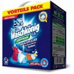 Der Waschkönig Universal prací prášok 2400 g
