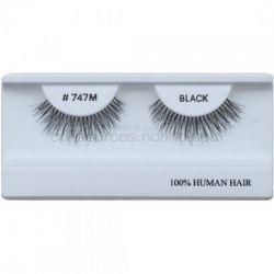 Diva & Nice Cosmetics Accessories nalepovacie mihalnice z prírodných vlasov No 747M