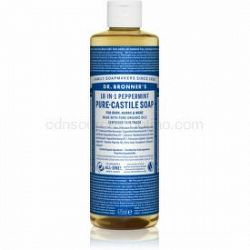 Dr. Bronner's Peppermint tekuté univerzálne mydlo 475 ml