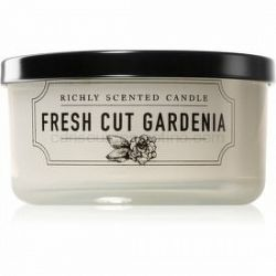 DW Home Fresh Cut Gardenia vonná sviečka 131,96 g