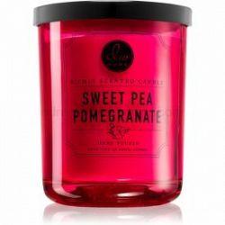 DW Home Sweet Pea Pomegranate vonná sviečka 425,53 g