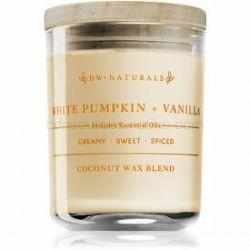 DW Home White Pumpkin + Vanilla vonná sviečka 107,73 g