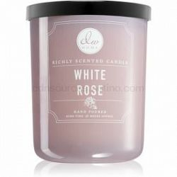 DW Home White Rose vonná sviečka 425,53 g