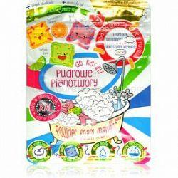 EP Line Foam Makers penové kapsule do kúpeľa Strawberry, Orange, Lime 108 g